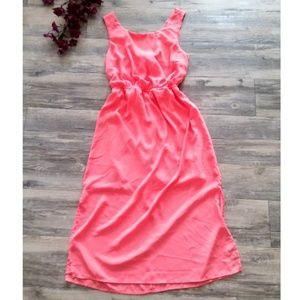Contemporary F21 mid-length dress!